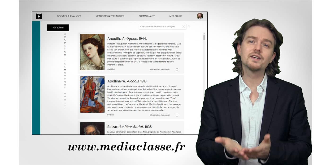Mediaclasse