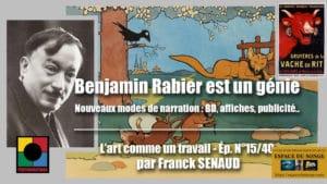 Benjamin Rabier est un génie