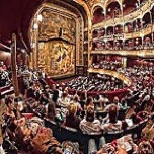Théâtre du Chatelet (2000 places)- Paris 1er